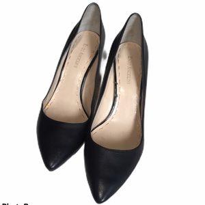 ENZO ANGIOLINI Black Heels, Size 11